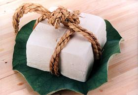 Kata Tofu (solid tofu)