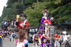 Hourai祭典(蓬萊/寶來祭典)